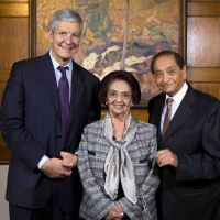 Toronto's Nanji Family making a major gift to support eye care initiatives at the University of Toronto