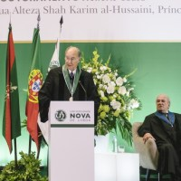 Acceptance remarks of His Highness Prince Karim Aga Khan upon receiving an Honorary Doctorate from Universidade NOVA de Lisboa