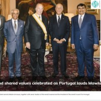 [Photo Gallery] The Ismaili: Partnership and shared values celebrated as Portugal lauds Mawlana Hazar Imam