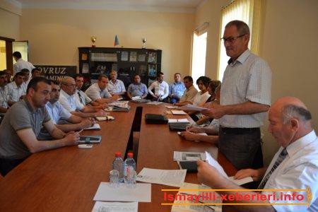 İƏD mühasibləri ilə seminar