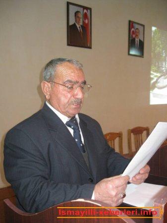 """İnqilab Həsənov –"""" 80   Həyatın enişini də, yoxuşunu da inamla gedib, yorulmayıb"""
