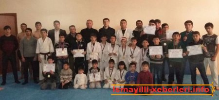 Karate üzrə rayon birinciliyi