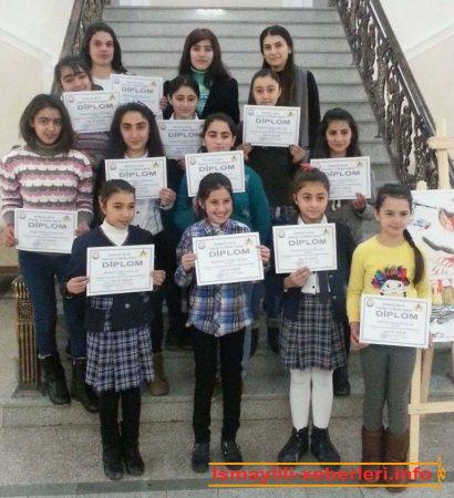 Soyqırımın 25 illiyinə həsr olunmuş rəsm sərgisi