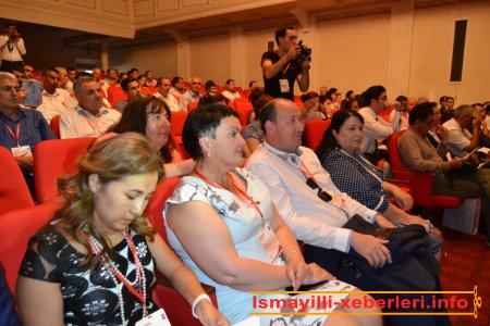 İsmayıllıda beynəlxalq elmi-praktik seminar keçirilib