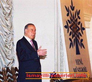 Yeni Azərbaycan Partiyası - 25 il
