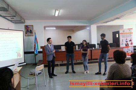 Peşə-ixtisas seçiminə həsr olunmuş layihə