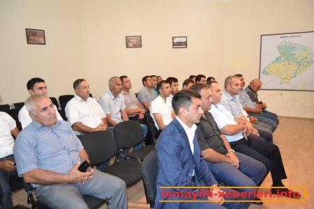 """""""Aqrar sığorta:  maarifləndirici  layihə təqdimatı"""