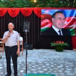 Bugünkü müstəqil Azərbaycan Heydər Əliyevin şah əsəridir