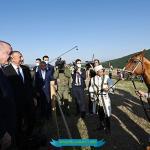 """HAQQ ÖZ YERİNİ, """"QARABAĞ ATI"""" İSƏ ÖZ SAHİBİNİ TAPDI"""