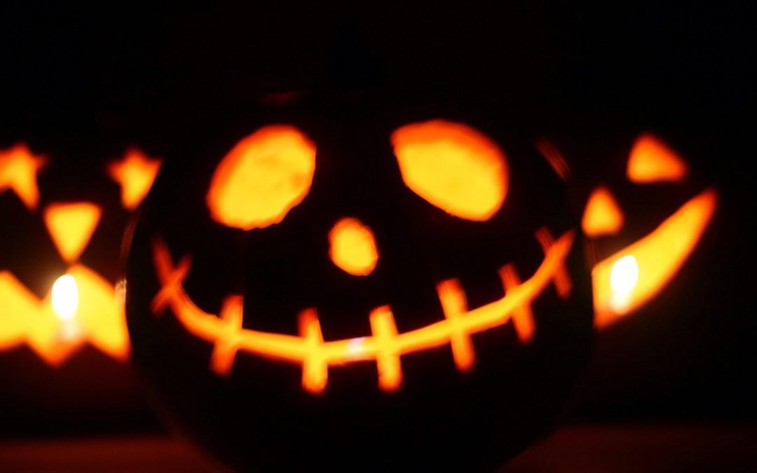 Murder Mystery Week.  Halloween à l'école!