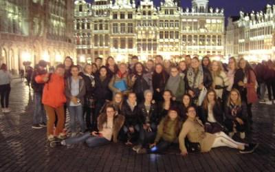 Visite de Bruxelles 7e et 5-6 AT-TB octobre 2018