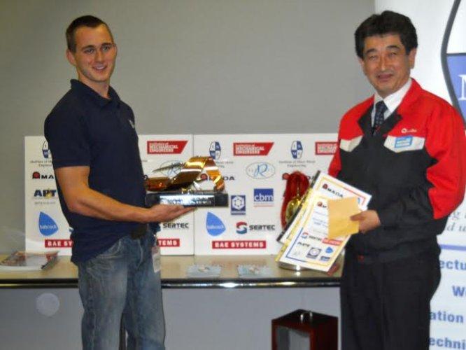 ISME Skills Amada 2012 2