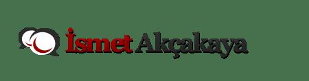 İsmet AKÇAKAYA – Kişisel Web Sayfası