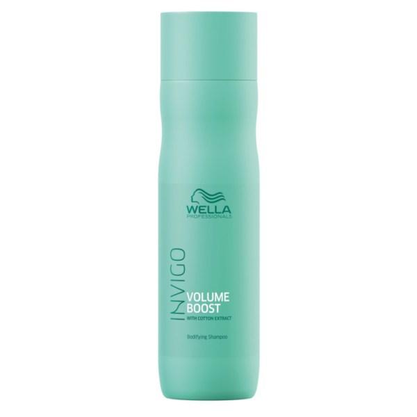 wella volume šampoon