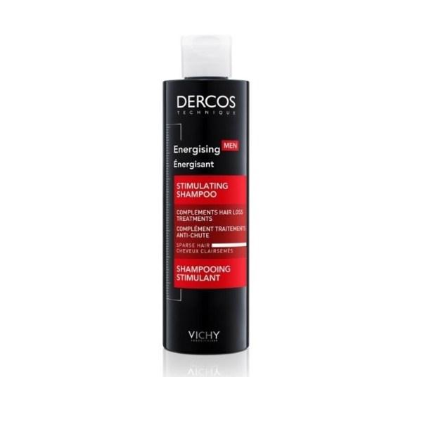 Vichy Dercos Energising šampoon meestele 200ml