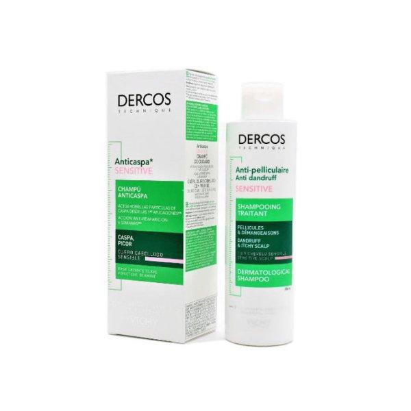 vichy dercos anti dandruff sampoon 200ml
