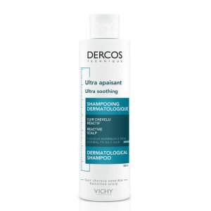 vichy dercos ultra soothing shampoo normal oily