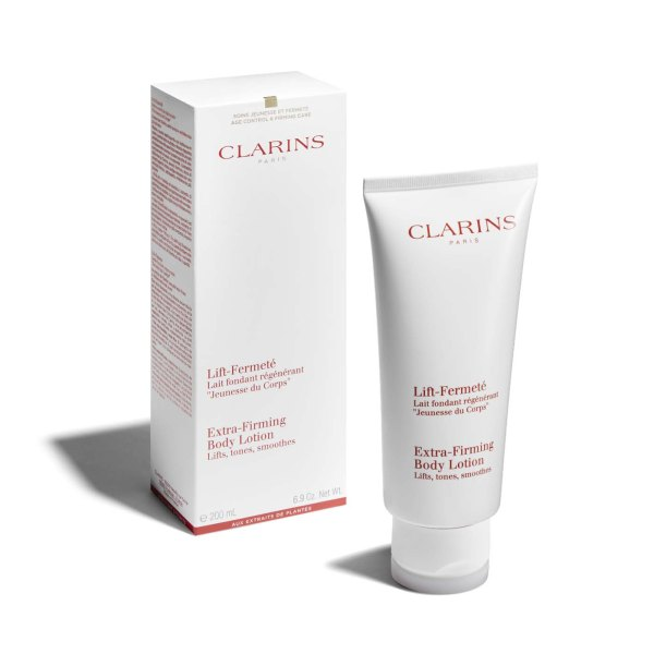 clarins extra firming body lotion