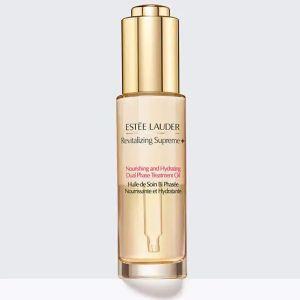 estee lauder revitalizing supreme+ nourishing and hydrating dual phase treatment oil
