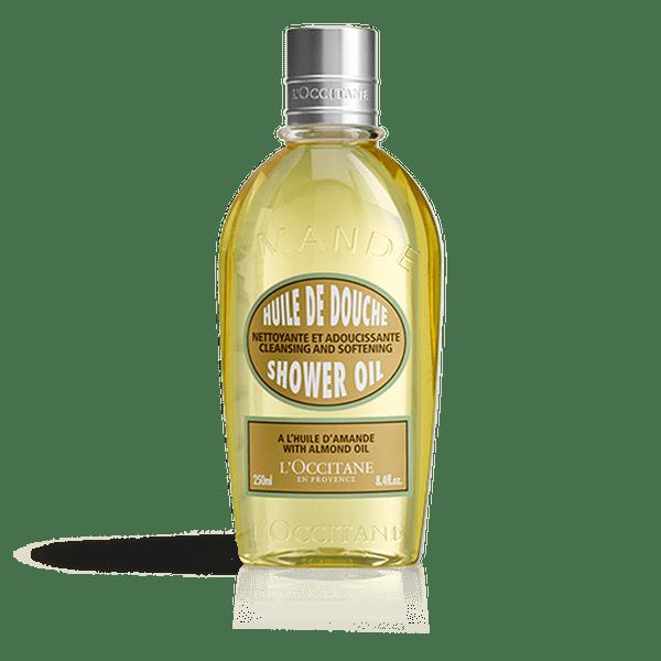 l'occitane almond shower oil dušiõli 250ml