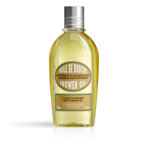 l'occitane almond shower oil dušiõli 250ml