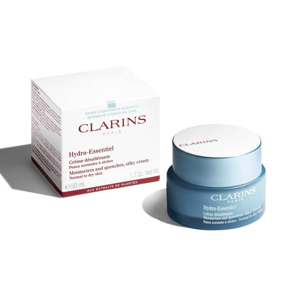 näokreem clarins hydra essentiel silky cream 50ml