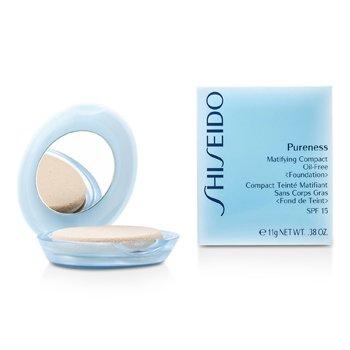 Shiseido Pureness Matifying Compact Oil-Free jumestuskreem SPF15