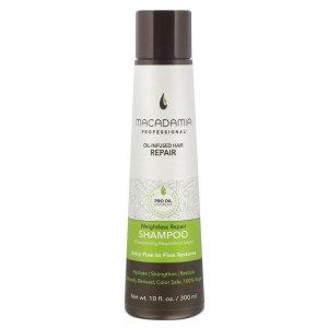 macadamia weightless šampoon