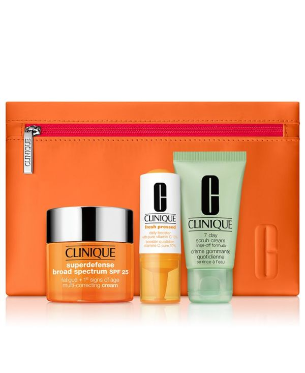 clinique komplekt kotiga