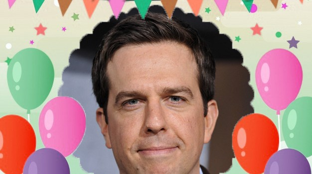 January 24 – Ed Helms is a neurokahunanarcissist