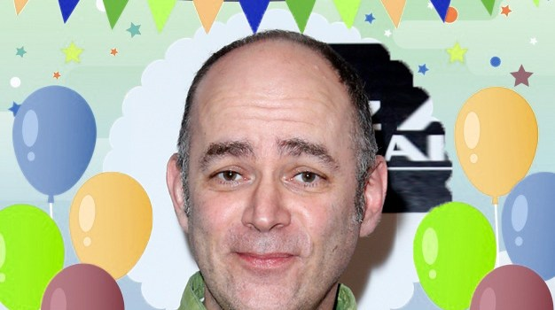 March 26 – Todd Barry gets a Hershey's holiday hardship