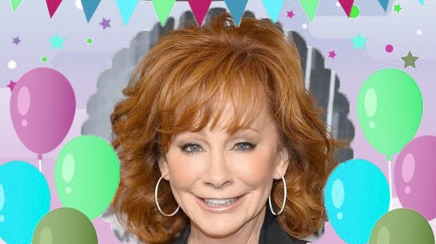 March 28 – Reba McEntire gets a foiled attempt at laziness