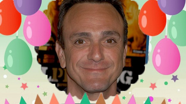 April 25 – Hank Azaria gets a character study