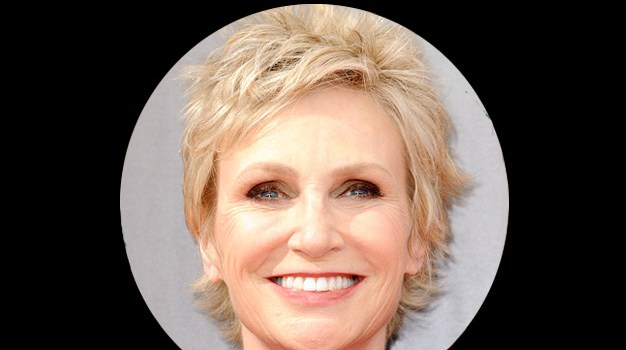 July 14 – Jane Lynch gets stuck with a bumper's cryptic message