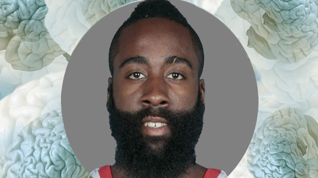 August 26 – James Harden gets thoughts during a massage