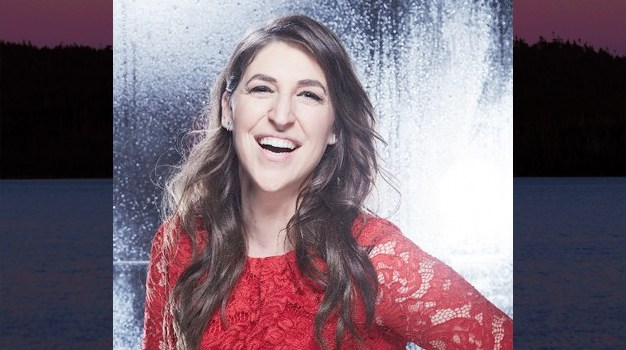 December 12 – Mayim Bialik gets a marquetter's fortpolio