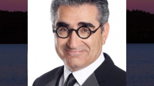 December 17 – Eugene Levy gets a mundane run-in with Catherine O'Hara