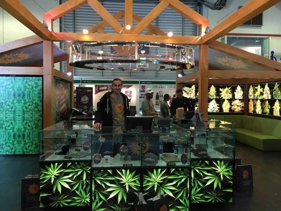 , Product Earth Expo 2016: The UK Needs More Events Like This, ISMOKE