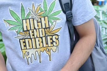 High End Edibles T-Shirt