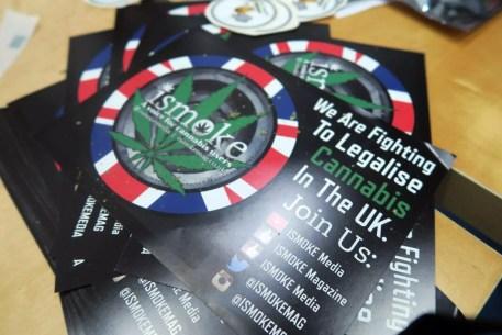 London Smoking Club Christmas Session 2016