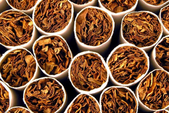 Stop smoking cannabis with tobacco