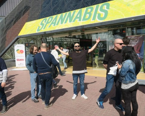 ISMOKE at Spannabis 2018