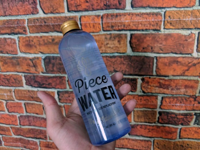 "Piece Water, ""Piece Water"" Bong Water Replacement Review + Test"