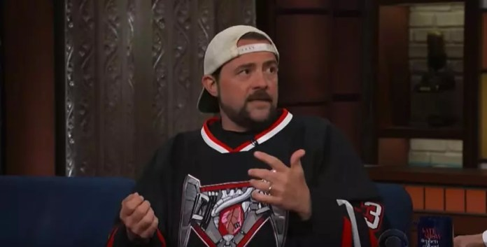 ", Doctor told Kevin Smith ""That Weed Saved Your Life"" after his recent Heart Attack"