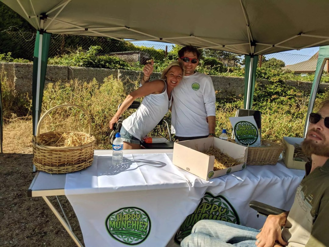 , Hampshire Cannabis Community Picnic 2018