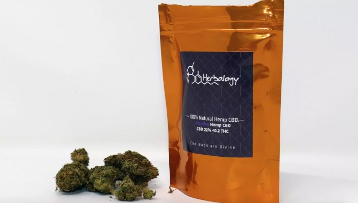 , Amnesia 22% CBD Flower Review