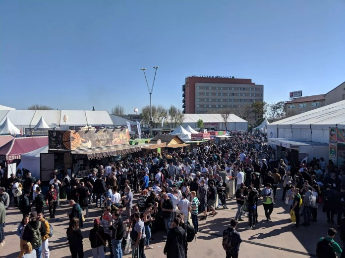 , We visited Barcelona for Spannabis 2019