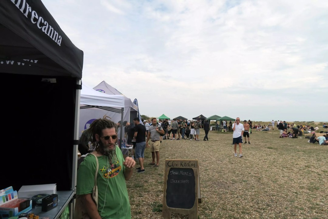 , Hampshire Cannabis Community Beach BBQ 2019