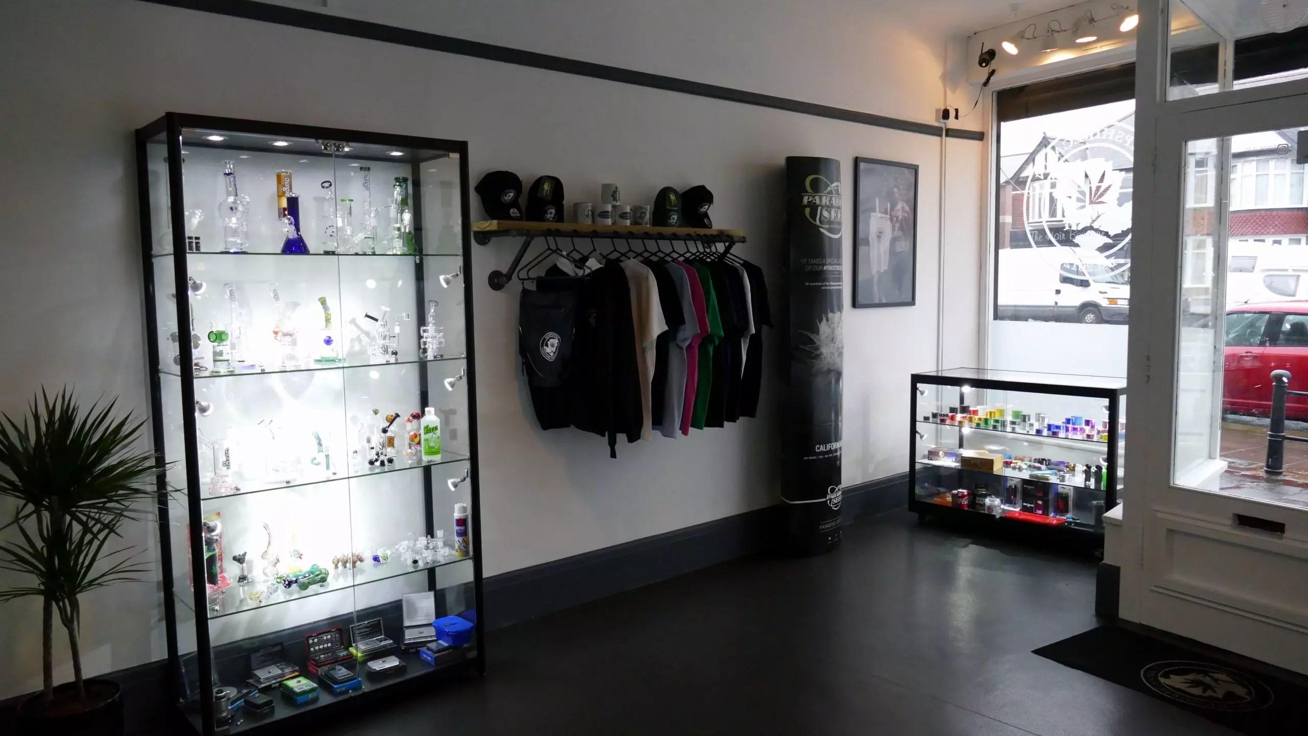 Hampshire Canna Portsmouth Shop