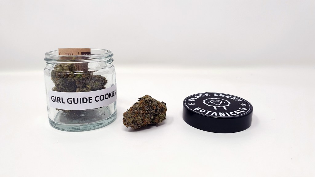 Girl Guide Cookies, Girl Guide Cookies Strain Review & Information, ISMOKE